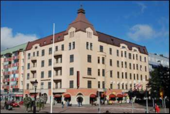Clarion Collection Hotel Drott, Hotell i Karlstad