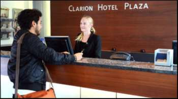 Clarion Hotel Plaza